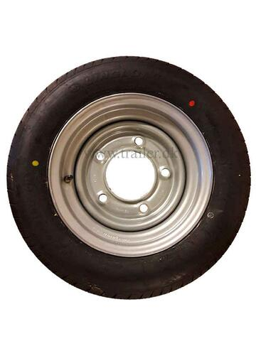 195/60R12C Ifor Williams Trailerhjul